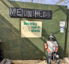 Men in Sheds Woodmansey, Beverley.