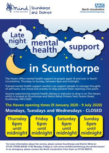 Scunthorpe and District Mind
